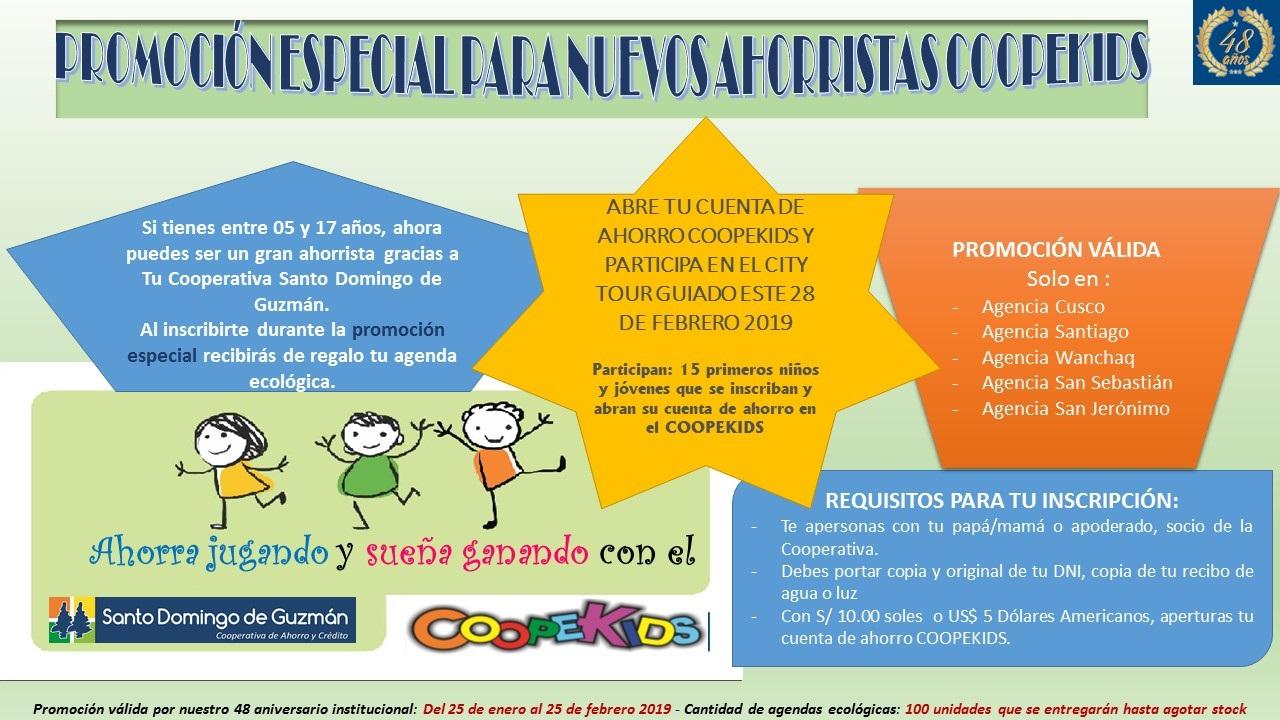 Flyer Promoción COOPEKIDS ENER-FEB2019